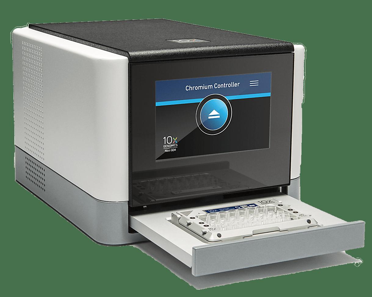 Chromium Instrument with Next GEM technology