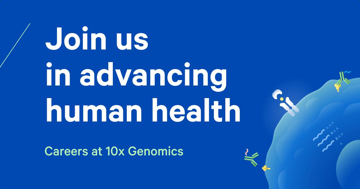 Careers - 10x Genomics